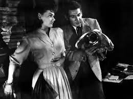 Gene Barry & Ann Robinson 8x10 Photo George Pal 1953 film THE WAR ...