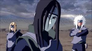 Naruto Ultimate Ninja Storm 3 Legendary Sannin Orochimaru vs Nagato (Road  to Ninja DLC) - YouTube