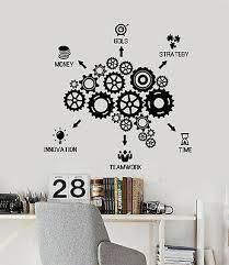 Decals Stickers Vinyl Art G305 Vinyl Wall Decal Leadership Teamwork Communication Support Stickers Netpackmdz Com Ar