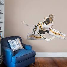 Boston Bruins Tuukka Rask Fathead Life Size Removable Wall Decal