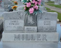 Addie Mamie Horne Miller (Ward) (1927 - 2005) - Genealogy