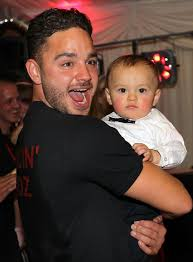 Emmerdale's Adam Thomas reveals exciting news that wife Caroline ...