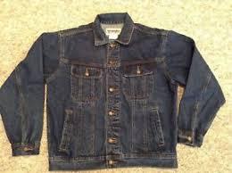 wrangler jean jacket men s rugged wear
