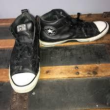 converse shoes mens allstar black