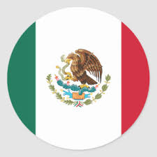 Mexican Eagle Stickers 100 Satisfaction Guaranteed Zazzle