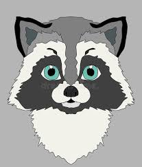 Cute Animals Embroidery Print Applique Canvas Raccoon Kids Room Wall Decor Textile Print T Shirt Print Illustration Stock Illustration Illustration Of Print Animals 148289038