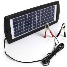 Solar Panel 12v Battery Charger Ebay 10w Circuit 12 Volt Amazon For Electric Fence Diagram Smart Outdoor Gear Kit Expocafeperu Com
