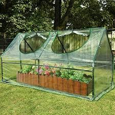 garden bed cover com