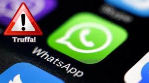 WhatsApp: messaggio truffa che inventa problemi con la banca. Non ...