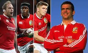 Martin Johnson on the captaincy contenders for next summer's Lions ...