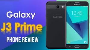 phone review samsung galaxy j3 prime