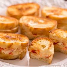 Lobster Grilled Cheese Appetizers, 36 ...