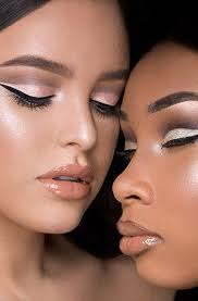 wearing the right prom makeup