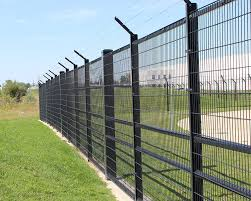 Industrial Fence Commercial Fence Fence Gate Kingcats Fence Com