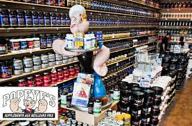 popeye s supplements facebook