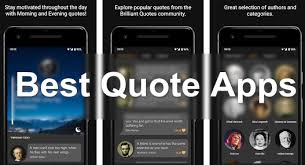 best quote apps for android and ios nolly tech