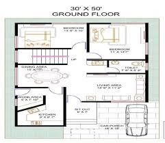 house plan for 30 feet by 50 feet plot
