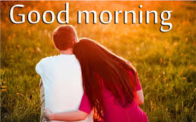 special good morning couple pic for