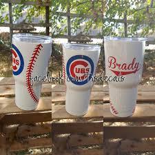 Cubs Cup Kids Tumbler Custom Tumbler Cups Tumbler Cups Diy