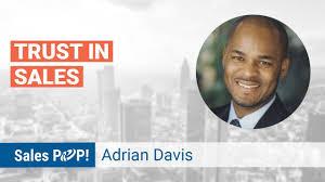 Building Trust in Sales with Adrian Davis   Sales Expert Insight ...