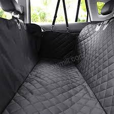 hockvill pet dog car seat cover scratch