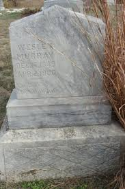 Wesley Murray (1843-1900) - Find A Grave Memorial