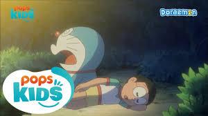 S8] Tuyển Tập Hoạt Hình Doraemon - Cưỡi Mây Đến Trường - Pops Kid ...
