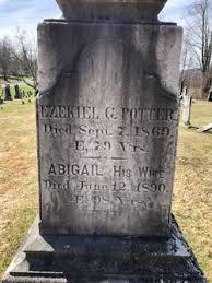 Abigail West Potter (1792-1890) - Find A Grave Memorial