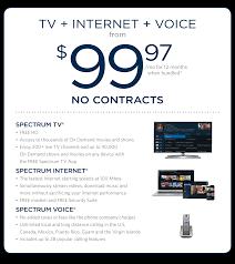 spectrum cable tv spectrum internet