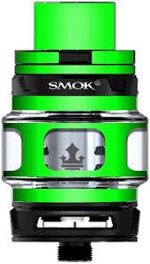 Amazon Com Skin Decal Vinyl Wrap For Smok Tfv12 Prince Tank Vape Kit Skins Stickers Cover Bright Green