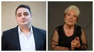Michele Savoia E Giustina Buonomo Nel Film me Contro Te-la ...