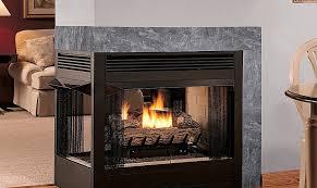modern fireplace glass doors ideas