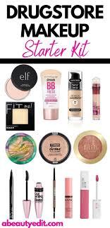 makeup starter kit for