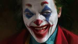 joker danger smile hd superheroes 4k