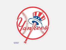 Amazon Com Wincraft New York Yankees Logo Die Cut 4x4 Decals Sports Fan Decals Sports Outdoors
