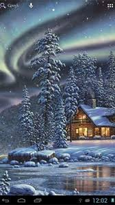 android wallpaper winter snow