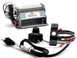 fk21 fireplace blower fan kit for