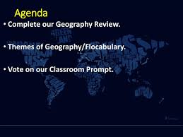 Do Now What is the difference between a Primary source and a Secondary  source? Do you think Geography (where you live) shapes your life? Why or  why not? - ppt download