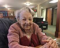 Huron Plainsman | Nina Effie Bailey, 94, of Andover, Minn., and formerly of  Huron