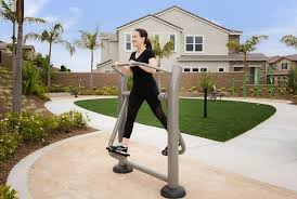 outdoor fitness parks