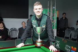 Aaron Hill wins U21 European Snooker Championship - Sports Matters TV