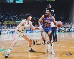 Adrian Dantley Signed Pistons 8x10 Photo (Playball Ink Hologram) | Pristine  Auction