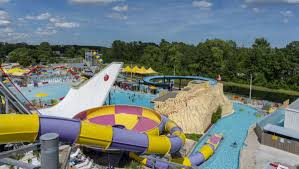 slide splash swim at water parks