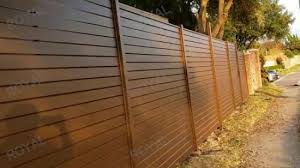 China Metal Fencing Homes Ventilation Garden Aluminium Slat Wall Panel China Safety Fence And Slat Screen Price