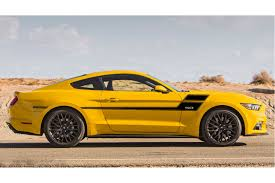 Speed Xl Ford Mustang Mid Body Line Door Rally Accent Vinyl Stripes Decal Graphics Kit