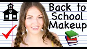back to college makeup easy