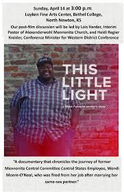 KIPCOR Film Series: This Little Light | KIPCOR