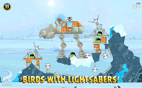 Angry Birds: Star Wars (2013) promotional art - MobyGames
