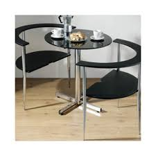 love glass round dining kitchen table