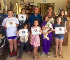 Summer Volunteers WOW the HCAL Spay/Neuter Clinic! - Hill Country ...